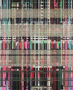 Liu Wei   Structured Lines inspiration