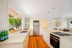 HOUSE ONE — THREE BIRDS RENOVATIONS Three Birds Renovations, Wordpress, Timber Deck, Exterior Paint Colors, Interior Design, Kitchen, Farm House, Home Decor, Track