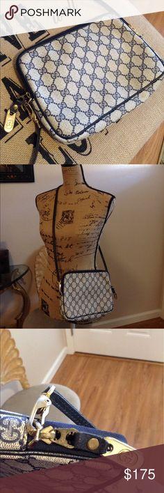 Spotted while shopping on Poshmark: Vintage Gucci Crossbody / Handbag! #poshmark #fashion #shopping #style #Gucci #Handbags