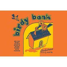 Buyenlarge 'Birdy Bank' Vintage Advertisement Size: