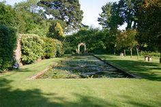 Athelhampton gardens.