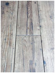New wood effect porcelain floor tile now in! I didnt know you started doing wood was the comment this morning ;) click now for info. Ceramic Wood Tile Floor, Wood Effect Floor Tiles, Wood Tile Floors, Bathroom Floor Tiles, Porcelain Floor, Hall Bathroom, Hardwood Floor, White Wood Furniture, Modern Flooring