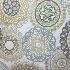 Artistry fabric from Rodeo Home