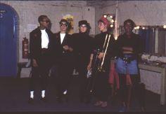 drill hall_gig1983