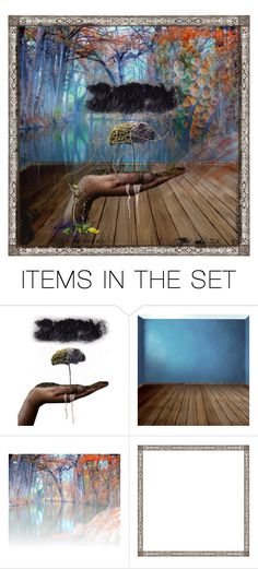 """Surreal"" by hippiechick63 ❤ liked on Polyvore featuring art"