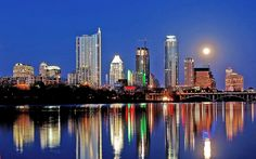 Austin, Texas where everyone is beautiful no matter what size, shape or outfit.