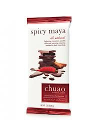 Each Spicy Maya ChocoPod mini bar is just 50 calories!A warm cinnamon embrace, velvety chocolate, and an infusion of cayenne and pasilla chile with just enough heat to melt your heart. The Spicy Maya ChocoPod is the perfect mix of sweet and seductive.