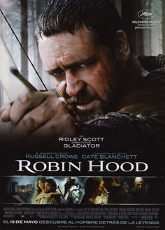 Image result for robin hood movie poster free use