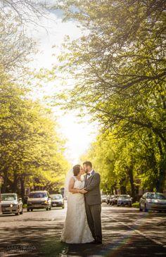 Natural light shot in Salem Ma. Wedding photography
