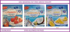 lidl yogurt syns