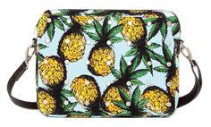 Dead Bolt Pineapple Satchel   StyleSpotter