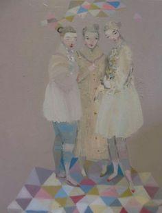 Kristin Vestgard   Oil Painting   Contemporary Art