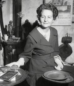 "Nancy Mitford - The ""French Lady Writer"""