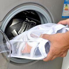 Dedicated Shoe Washing Bag