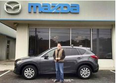 Won't you please join us in congratulating Mr. Ronnie McBrayer on the purchase of this 2014 Mazda CX-5. #zoomzoom #youmatter #likenew #mazdafwb