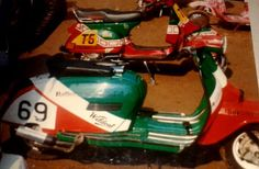 Vespa Lambretta, Scooters, Racing, Street, People, Life, Vintage, Vespas, Running