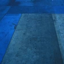 This blue wood flooring is awesome to add a pop of color to a room Flooring Store, Wood Flooring, Flooring Ideas, Installing Hardwood Floors, Carpet Stores, Natural Flooring, Kind Of Blue, Blue Floor, Wood Look Tile