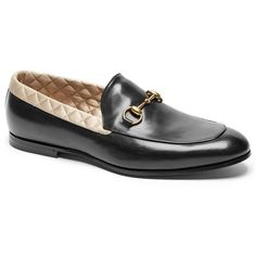 fe3cfae8fa2 Gucci Jordan Quilted Loafers ( 795) ❤ liked on Polyvore featuring mens