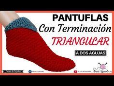 Slipper Socks, Slippers, Socks And Sandals, Crochet Dolls, Pattern Design, Crochet Patterns, Youtube, Knitting, Fashion