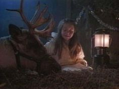 Prancer's in the shed near my house!  My favorite Christmas movie.