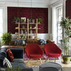 Peace-zeichen Als Dekoelement | Sitzecke, Botschaft Und Ecksofa Wohnzimmer Grau Bordeaux