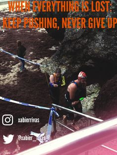 WHEN EVERYTHING IS LOST: KEEP PUSHING, NEVER GIVE UP.  #motivation #motivacion #frasesmotivacionales #motivationalquotes #motivationalquoteoftheday