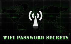 Learn How to Hack WiFi Password Keys