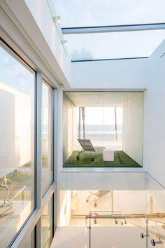 Zig-Zag House by Dan Brunn Architecture