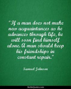 Samuel Johnson Quotes | http://noblequotes.com/