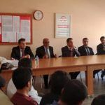 Güroymak IMKB Anadolu Lisesine Ziyaret