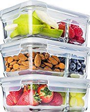Terrific Glass Meal Prep Containers that Last Forever - Easy Living Today