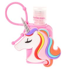 <P>Keep your hands feeling silky smooth with this super sweet strawberry scented unicorn hand lotion. It has been designed in a pretty pink glitter casing with a rainbow unicorn on the front. </P><UL><LI>Unicorn hand lotion <LI>Pink glitter finish</LI></UL>