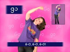Preschool Sight Words - Go song