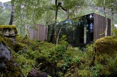this type of house works best in this type of landscape