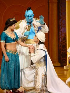 oh, the disney budget!!!    Aladdin a Musical Spectacular: Prince Ali by CrimsonGypsy1313, via Flickr