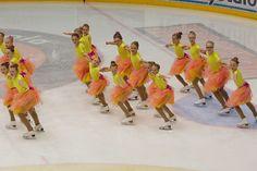 Aluemestaruuskilpailut Koujt 24.1.2016, Kouvola - Kouvolan Jäätaiturit Skating Dresses, Finland, Dress Making, Skate, Basketball Court