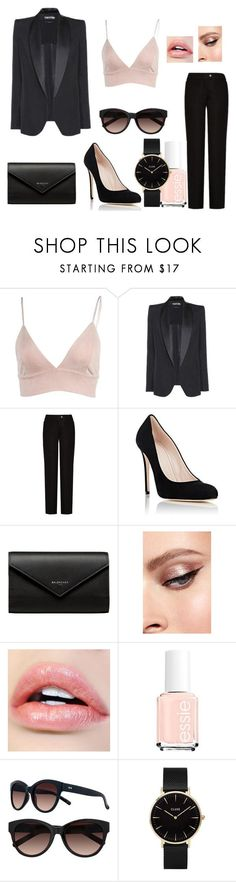 """""""Bounce back"""" by demy14love on Polyvore featuring Tom Ford, Acne Studios, Barneys New York, Balenciaga, LC Lauren Conrad and CLUSE"""
