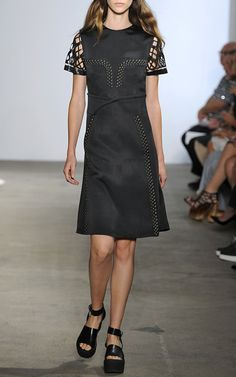 Derek Lam Spring/Summer 2015 Trunkshow Look 22 on Moda Operandi