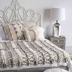 Bohemian Bedroom :: Beach Boho Chic :: Home Decor + Design :: Free Your Wild :: See more Untamed Bedroom Style Inspiration @untamedmama
