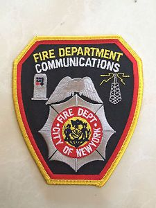 New York City Fire Department Communications Patch | eBay