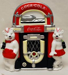 cookie jars collectibles | Coca Cola Cookie Jars & Collectibles