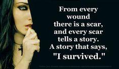 I Am A Survivor Quotes. QuotesGram via Relatably.com