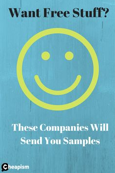 Want Free Stuff? Of course you do. These three sites send you full-sized samples for free!