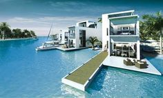 I will live here one day