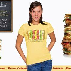 Cuando el Sandwich se abraza! :)