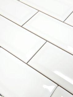 Unusual 12X12 Acoustic Ceiling Tiles Huge 12X24 Ceramic Tile Shaped 150X150 Floor Tiles 16X16 Ceramic Tile Old 18 Ceramic Tile White2 By 4 Ceiling Tiles BA310313   White 3x6 Ceramic Tile With Bevel   Backsplash.com ..
