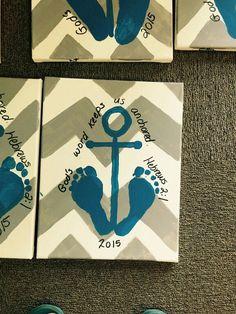 Footprint anchor