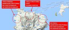 Terremoto a Ischia intenso sciame sismico. Si registrano crolli e feriti