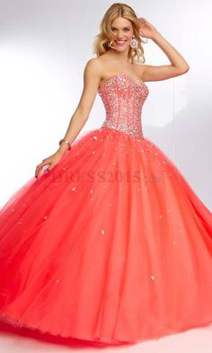 prom dresses ball gowns. Would totally wear this