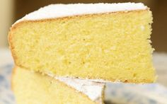 Un desser buono per il dopopasti che per la colazione - Torta Paradiso